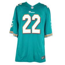 NFL Nike Miami Dolphins Reggie Bush #22 Casa Limitate da Uomo Jersey DJ6004