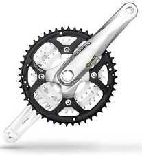 Shimano M443 Octalink Mountain Bike Crankset 48-36-26 for 9 Speed 170mm