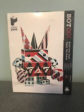 New Unopened Paper Punk Bot 001 Build Your Own Paper Toy Robot
