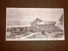 In Sicilia nel 1866 Inaugurazione della ferrovia tra Catania e Messina Treno