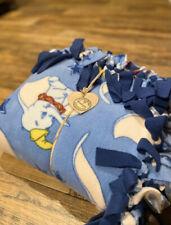 Handmade Dumbo Fleece Blanket