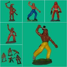 DDR Indianer Cowboys Figuren #
