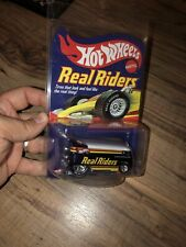 Hot Wheels Real Riders Vw Drag Bus #6039