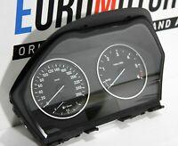 BMW Instrument Groupe Tableau de Bord Intégré 1er F20 2er F46 Gran Tourer X1 F48