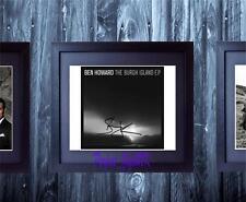 Ben Howard - Burgh Island Album SIGNED AUTOGRAPHED 10X8 FRAMED PREPRINT PHOTO
