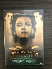 Paradise Lost 2: Revelations (DVD, 2001) With Case