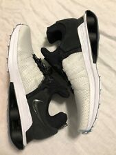 Nike Shox Gravity Running Shoes Black White AR1999-101 Men's SZ 11 NO BOX LID