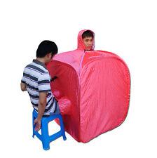 Portable Therapeutic Steam Sauna Cover Tent  Full Body Detox-Weight Loss Machine