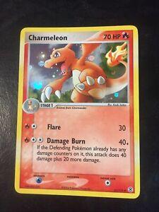 Charmeleon 31/112 Holo Pokemon Card Ex Fire Red Leaf Green