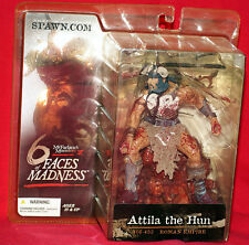 Mcfarlane's Monsters III - 6 Faces of Madness ATTILE THE HUN Figure