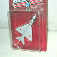 1988 Matchbox Sky Busters Military Diecast MIG21 sealed/new