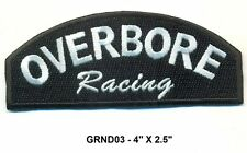 """GRINDHOUSE MOVIE """"OVERBORE"""" PATCH - GRIND03"""