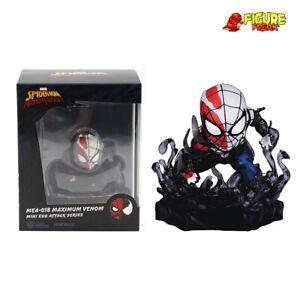 Beast Kingdom Mini Egg Attack MEA-018 Spider-Man Maximum Venom Venomized Spidey