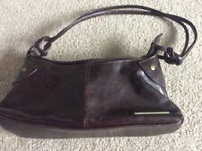 Free P&P Lovely Jane Norman small brown shoulder hand bag