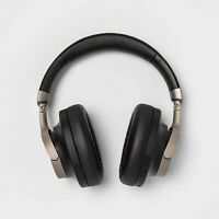 heyday™ Active Noise Cancelling Over-Ear Headphones – Black/Gold