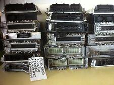 0281011334 9652590480 Steuergerät komplett mit Schlüssel Peugeot 807 2.0 HDI