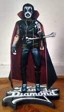"KING DIAMOND DISPLAY 8"" STANDEE Figure Statue MDF Cutout Doll Toy Desk Decor cd"