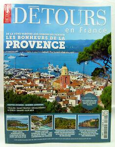 Détours en France - Lot de 64 numéros - TBE