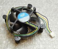 Intel E97378-001 CPU Processor Heatsink & Fan 4-Pin 4-Wire DC12V 0.17A Foxconn