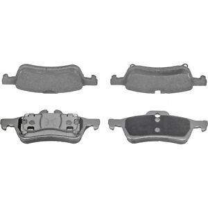 Disc Brake Pad Set fits 2002-2008 Mini Cooper  WAGNER BRAKE