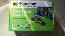 Silicondust HDHomeRun CONNECT QUATRO - Free Over the Air TV - Free Shipping