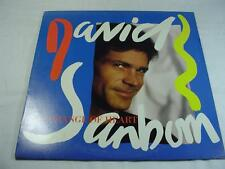 David Sanborn - A Change Of Heart - Includes Photo Liner