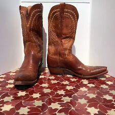 """DR LAURA COLLECTION - Lucchese Mens Cowboy Boots 10D 12"""""""