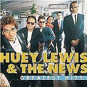 Huey Lewis - Greatest Hits (2006)