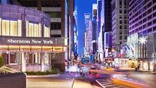 Flug New York 4 Nächte Hotel Sheraton in New York Reise New York Reise New York