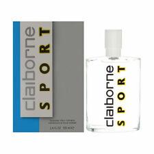 Claiborne Sport by Liz Claiborne for Men 3.4 oz EDC Spray Brand New