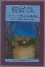 Long Tom And The Dead Hand Kevin Crossley-Holland Andre Deutsch 1992 G+Condition
