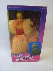1983 Mattel Barbie Dream Glow Doll 2248 NRFB #PC305