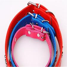 Good-looking Bone Collar Useful Upplies Leather Fashion Products Adjustable DS
