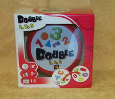 DOBBLE 1,2,3   3+ anni     1-5 giocatori cod.21067