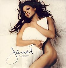 ALL FOR YOU - JACKSON JANET (CD SINGLE)