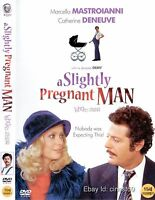 A Slightly Pregnant MAN (1973, Jacques Demy) DVD NEW