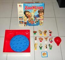 ZOOMZOO - MB Giochi 1984 OTTIMO