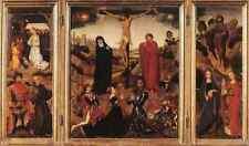 Weyden Sforza Triptych A4 Print