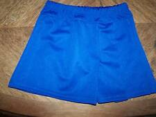 Girl's Size Large Solid Royal Blue Cheer Skirt Alleson Athletic Cheerleader Euc