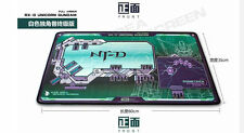 MOBILE SUIT GUNDAM SEED RX-O Full Armor Unicorn Gundam big mouse pad Cosplay