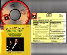 JAPAN EMI CDC 7 47188 2- KLEMPERER- Beethoven Symphony No.6 Philharmonia CD RARE