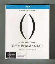 Nymphomaniac : Vol 1-2 (Blu-ray, 2014, 2-Disc Set)
