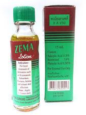 Zema Lotion 15ml Dermatitis Eczematoid Eczema Treatment Psoriasis Itchy Skin Fre
