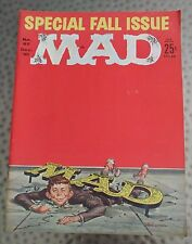 Vintage Mad Magazine #67 Dec. 1961, Cover by K. Freas, Special Fall Issue, VF+