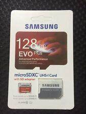NEW 128GB EVO PLUS 128GB Micro SD SDHC SDXC 80MB/s UHS-I Class10 TF Card