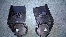 Quinny Zapp & Xtra 2 adaptors Adapter Maxi Cosi Cabriofix & Pebble car seat