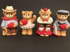 Lucy & Me/Lucy Rigg Cowboy/Ballerina/King/Sai lor Bears; Free Priority Ship!