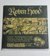1954 View-Master ROBIN HOOD (972 A,B,C) 3 Reel Set + Booklet