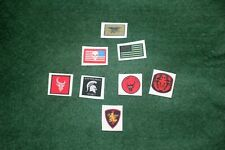 1/6  US Special Forces Navy Seals Red Team patches