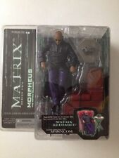 Morpheus THE MATRIX Series Two McFarlane Toys action figure Reloaded Chair 2003